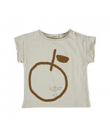 Camiseta M/C Big Apple Baby Clic